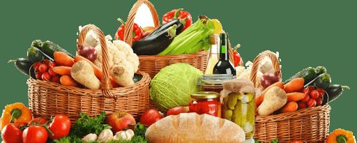 Potraviny domov od lokálnych farmárov a výrobcov