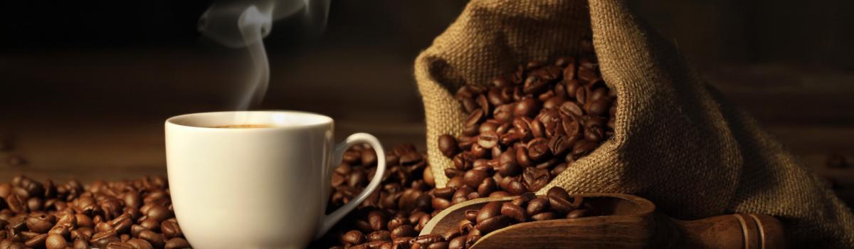 Zrnková káva pražená na Slovensku Arabica